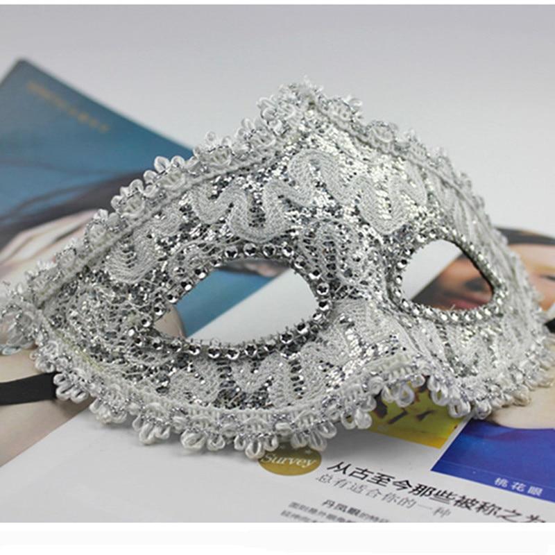 Dámská maska Princezna Maska Masky Dragon Kožené masky Bez podšívky Maškarní masky 5PCS / LOT
