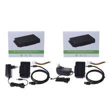 """USB 3.0 на SATA IDE ATA данных адаптер 3 в 1 для портативных ПК 2.5 """"3.5"""" HDD жесткий драйвер диска с Мощность Z09 Прямая поставка"""