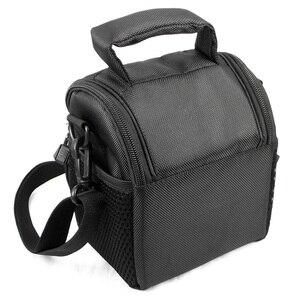 Image 2 - Saco Da Câmera Caso Bolsa de Ombro para YI wennew M1 com 12 40 milímetros 42.5 milímetros Lente Câmera Digital Mirrorless cobrir