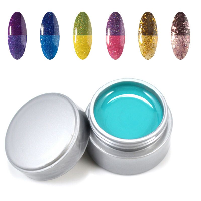 Gel Len Gel per unghie Polish Hot Sale Temperature Color Change Gel - Manicure
