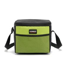 Buy HobbyLane 5L Portable Thermal Lunch Bag for Women Shoulder Food Picnic Cooler Boxes Bags Insulated Tote Bag Storage Container directly from merchant!