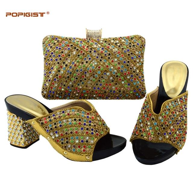 c00fb541c01d04 Super africain chaussures et sac ensemble dame correspondant chaussure et  sac italie africain chaussure et sac