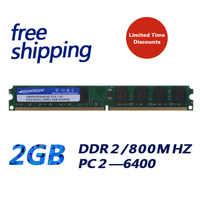 KEMBONA intel G31 G41 LGA775 motherboard PC LONGDIMM Desktop DDR2 2G DDR2 2GB ram in memory full compatible