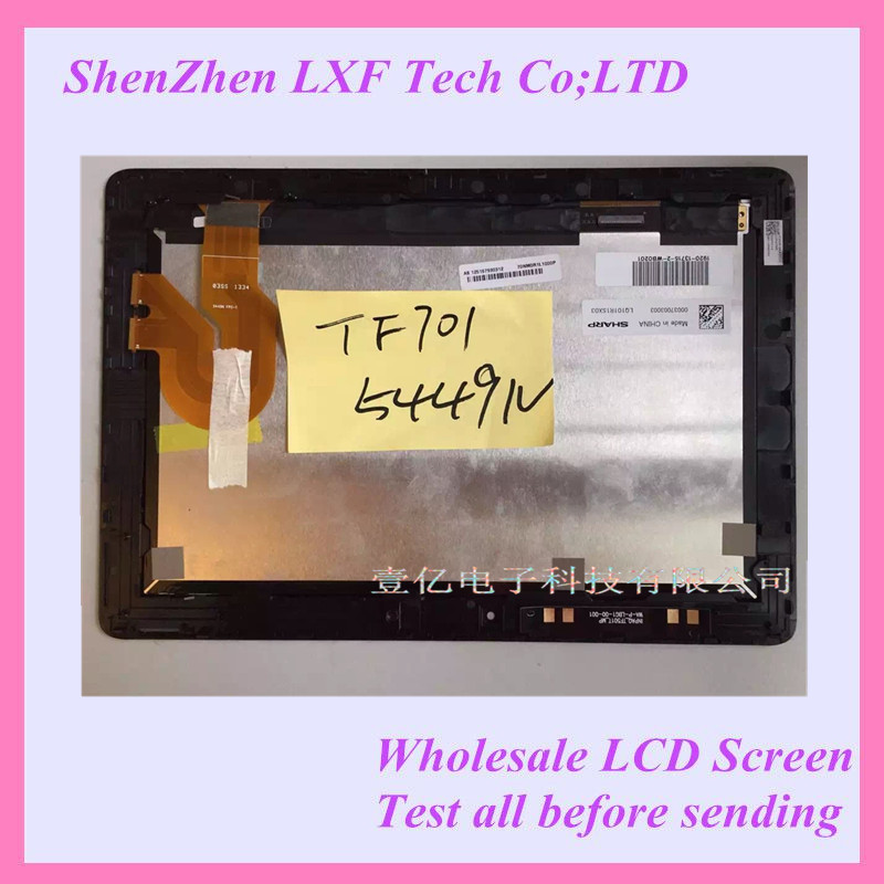 10.1 Tablet lcd assembly For Asus Transformer Pad TF701T TF701 LCD Touch Digitizer 5449N