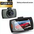 2017 HD 720 P 2.4 polegada LCD Carro Câmera de Visão Noturna G-Sensor de carro DVR com Suplemento Lâmpada Car Camera Recorder DVR preto