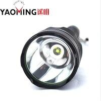 E17 10W CREE XML T6 LED Flashlight 3800lumen High Power Led Torch Long Range For 2pcs