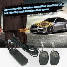 Универсальный RFID автомобильный Противоугонная сигнализация цепи отрезать противоугонная система кражи охранная Системы Автомобильный регистратор g-сенсором сигнализации для автомобиля Starline