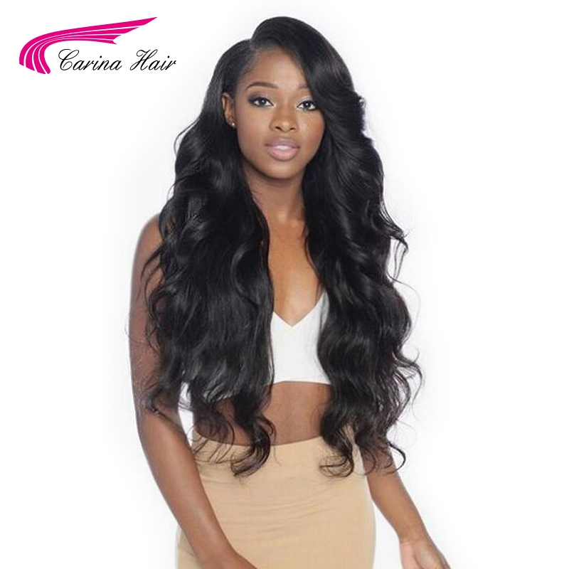 Carina Hair Lace Front Human Hair Wigs For Women 180 Brazilian Hair Lace Front Wigs Remy