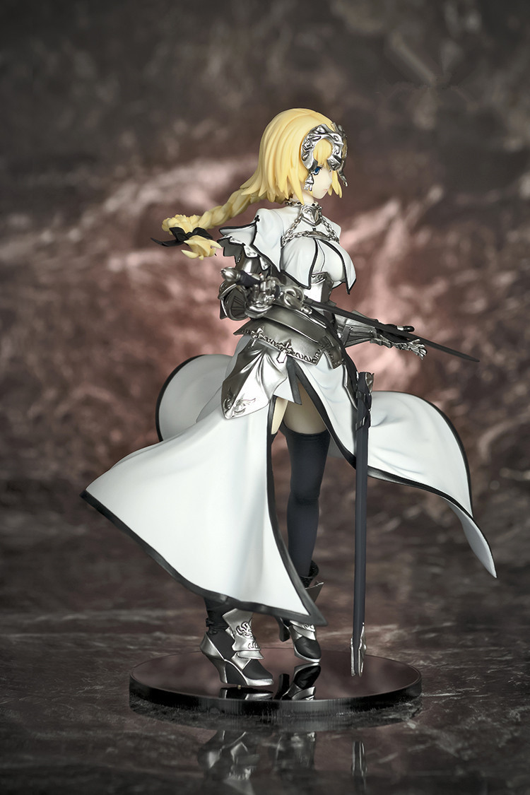 2016 1pcs 20cm pvc Japanese anime figure Volks Fate Apocryphe Joan of Arc action figure collectible model toys brinquedos чайник lara lr00 04 r