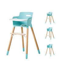 Baby Highchair Dining Lunch Seat Safety Baby Feeding Chair Mama Sandalyesi Koltuk Chair For Babies Childen's Goods