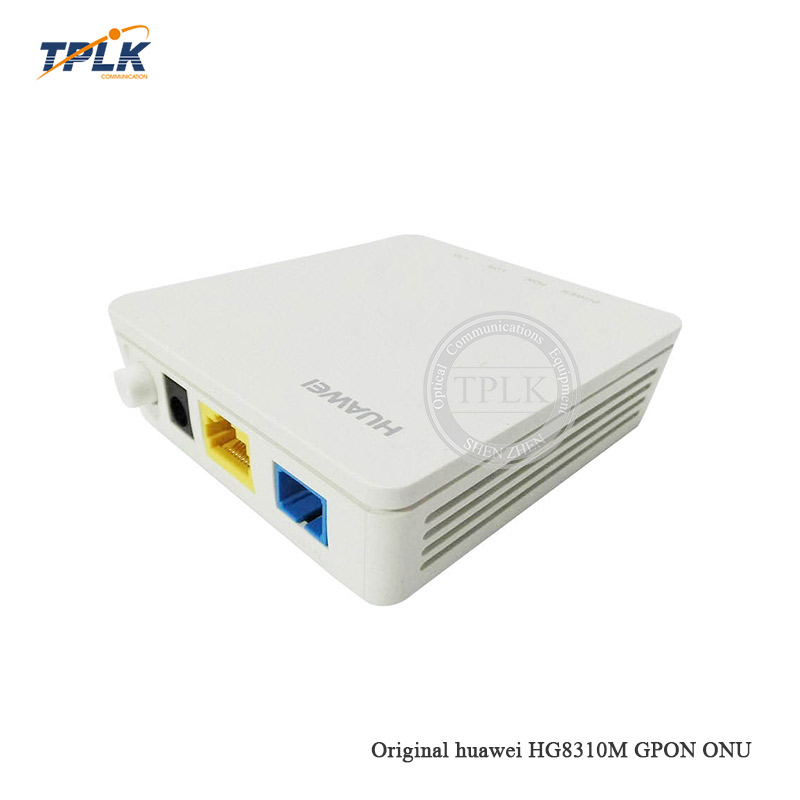 Cellphones & Telecommunications Precise Original Hua Wei Hg8120c Ftth Gpon Onu 1ge+1fe+1pots Sc Upc Interface English Firmware Hg8120c Terminal Ont Fiber Optic Equipments