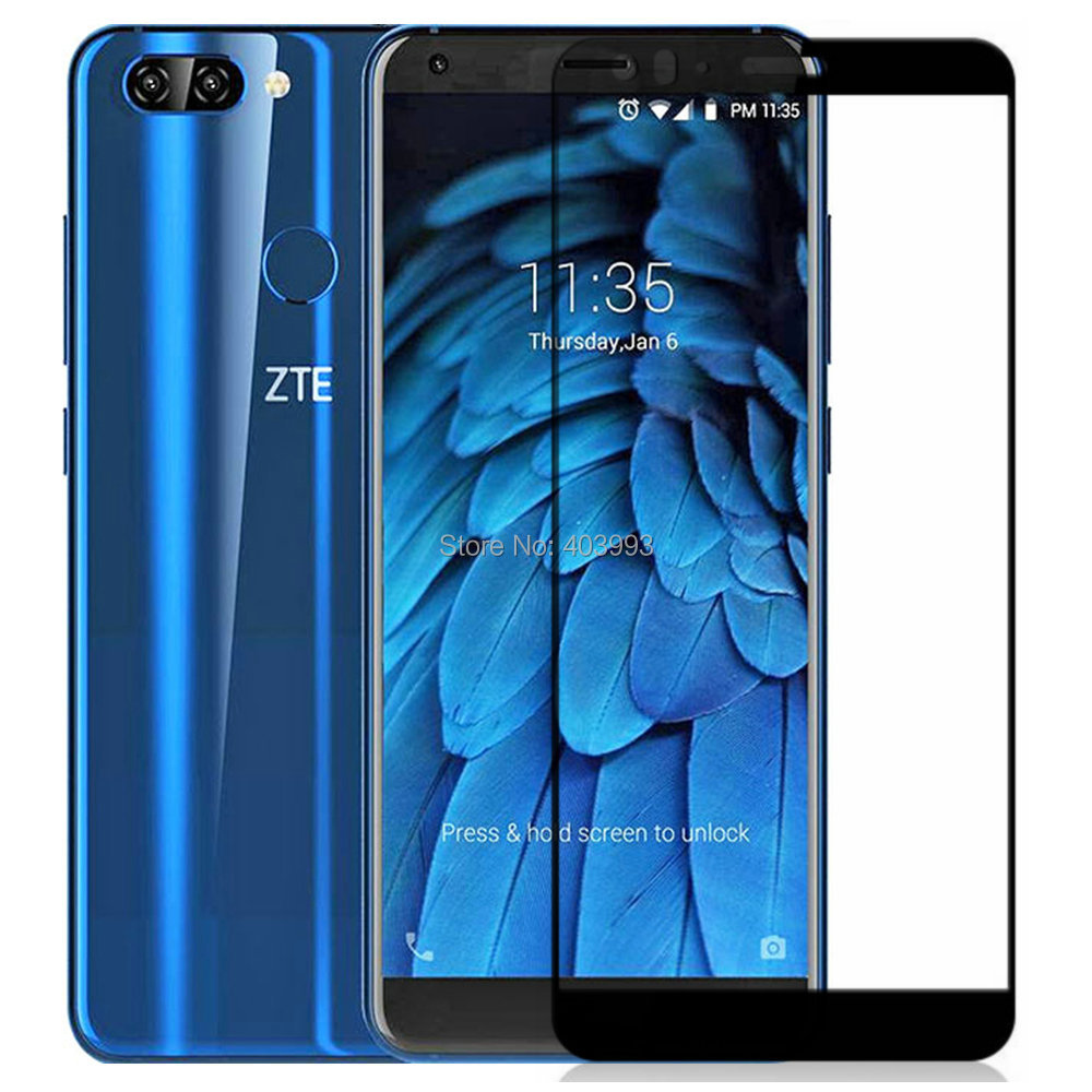 Tempered Glass For ZTE Blade V9 Screen Protector  ZTE Blade V9 Vita Tempered Glass For ZTE Blade V9 Vita Protective Film Full