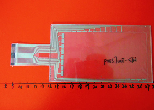 ФОТО orijinal yeni 6av3 607- 1nh00- 0ax0 tp7 dokunmatik panel endustriyel ekipmanlar dokunmatik ekran