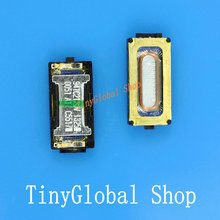 2pcs/lot XGE New Ear Speaker Earpiece Replacement for Nokia Lumia 500 515 820 920 1020 700 720 Asha 210 301 Asha 305 306