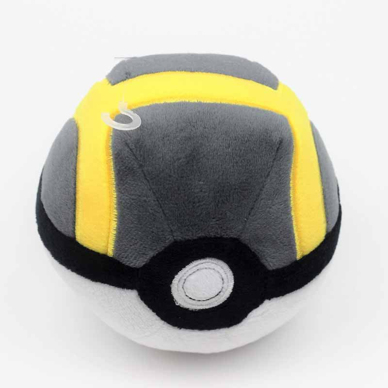 Image 5 - 6 Styles Pokeball High Quality Cute 12CM Plush Toys Cartoon Anime Stuffed Dolls Children Birthday Gift-in Action & Toy Figures from Toys & Hobbies