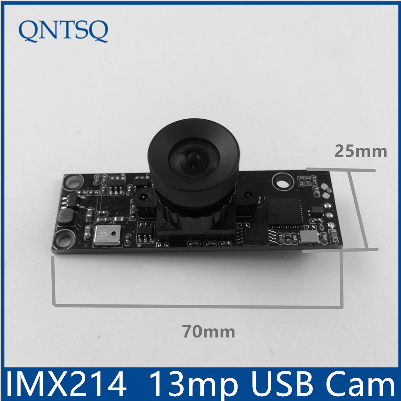 New 13MP usb camera module high resolution with IMX 214 Sensor