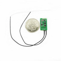 High Quality Frsky XM Micro D16 SBUS Full Range Receiver Up To 16CH For RC Multicopter