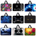 Universal Laptop Bag 9.7 10 12 13 15 15.6 inch For Apple Dell HP ASUS Acer Lenovo Laptop PC Nylon Computer Bag For Surface Pro 3