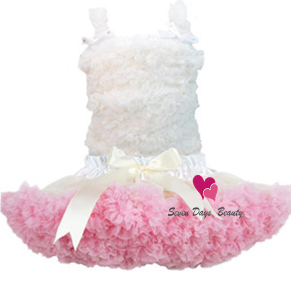 Children clothes chiffon ruffle Tutu dresses for girls ballet baby girl dance dress pettiskirt new girls ballet costumes sleeveless leotards dance dress ballet tutu gymnastics leotard acrobatics dancewear dress