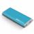 Ultra-Fina de Metal Banco Do Poder 10000 mah Dupla USB Carregador Portátil Powerbank Bateria Externa para todos os telemóveis
