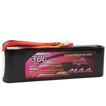 CNHL LI PO 4000mAh 11 1V 30C Max 60C 3S Lipo Battery Pack for RC Hobby