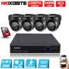 4CH 1080N HDMI DVR 1200TVL 720P HD Indoor Security Camera System 4 Channel CCTV Surveillance AHD