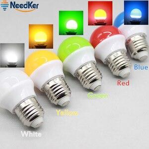 NeedKer E27 LED Bulbs 3W SMD28