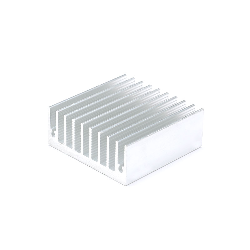 1 pc 454518mm Heatsink Cooler Cooling Fin Aluminum Radiator Heat Sink for LED, Power IC Transistor, Module PBC 45X45X18mm (3)