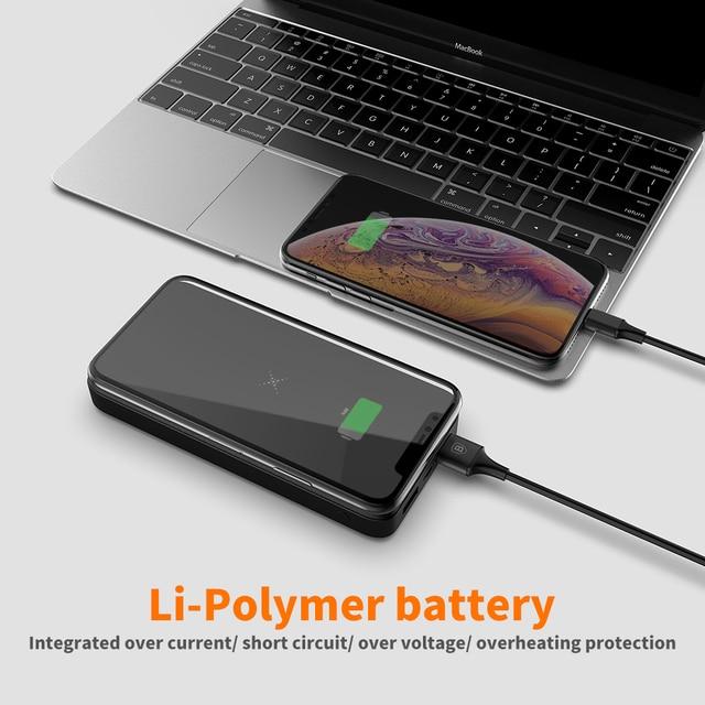 Batería externa inalámbrica 3