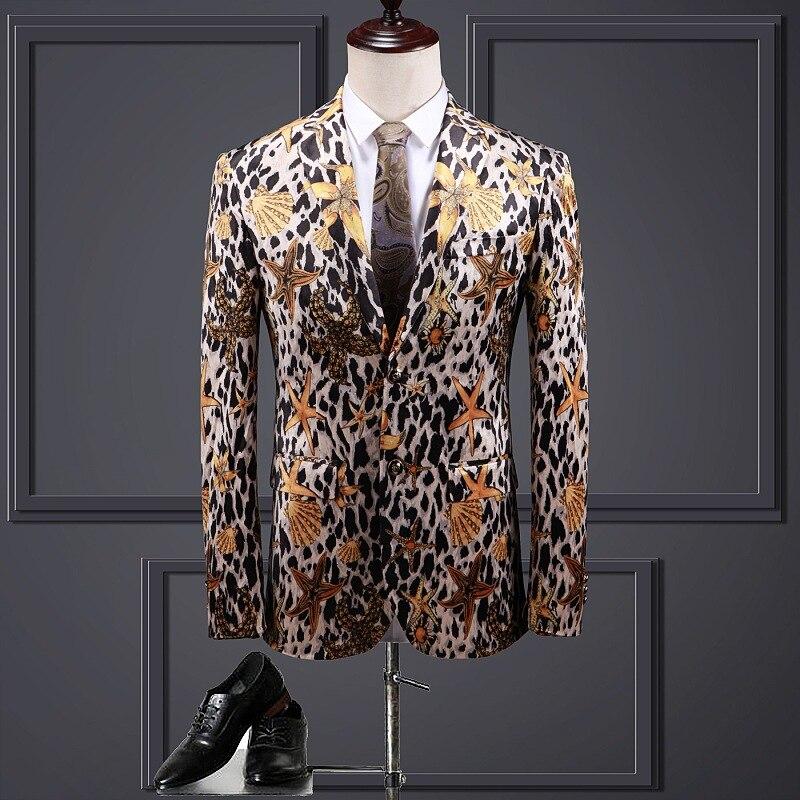 19.1 79.99Men\`s jackets are now popular new men\`s slim quality single-breasted jacket men\`s business formal jacket banquet dress