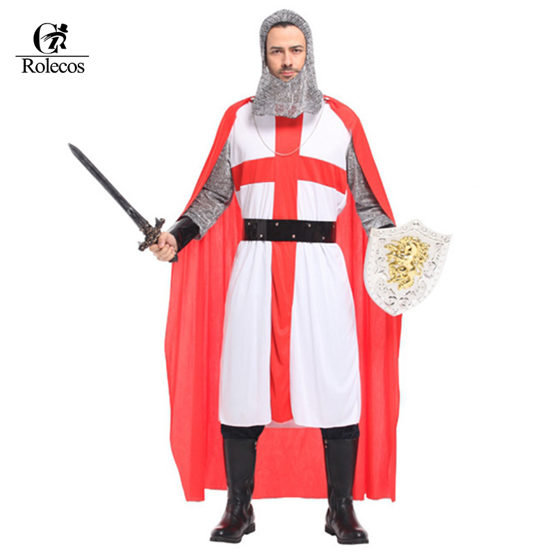 Costume crusader adult