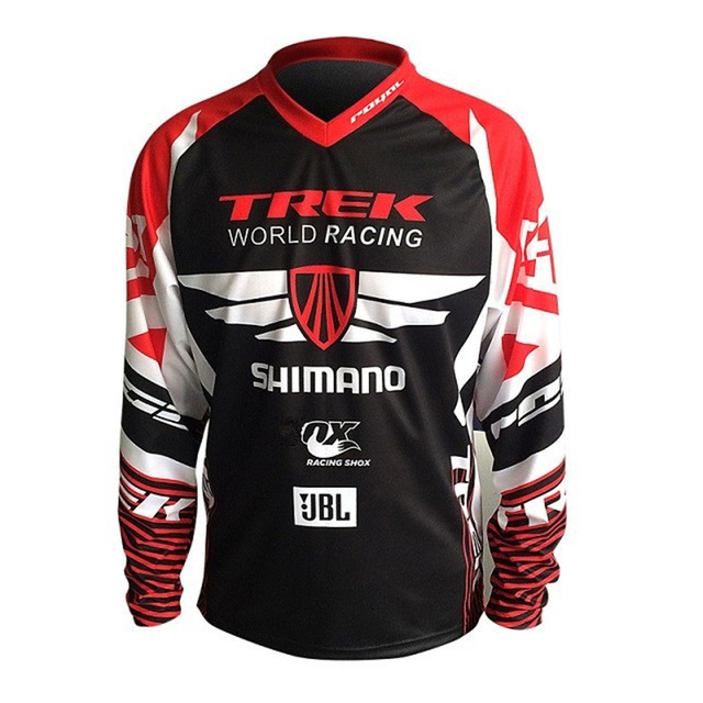 New Arrival Motocross Jersey Cycling Jersey Breathable Light Bicycle Jersey MTB Off Road Mountain Bike DH Bike Quick Dry Jersey1