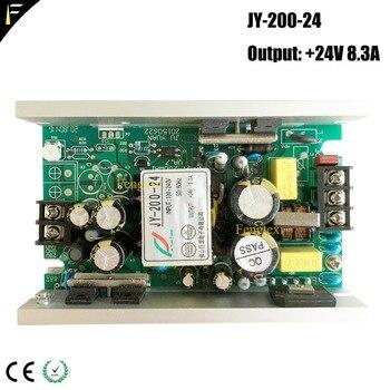 JY-200-24 200w de salida 24V 9.3A etapa de luz de inundación impermeable Par Can Luz de alimentación junta de alimentación Kit de piezas de repuesto