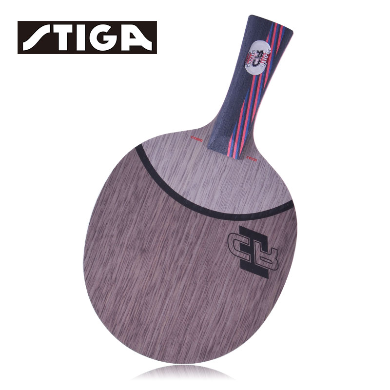 Original Stiga Carbo 7.6 Wrb Hollow handle Carbo 7.6 Cr  Table Tennis Racket Ping Pong Blade  Professional (7 Wood +6 Carbon )-in Table Tennis Rackets from Sports & Entertainment    1