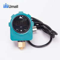 0 10KG AU Dual Relay Water Intelligent Digital Gauge High Controller Air Compressor Hydraulic Electric Contact Pressure Switch