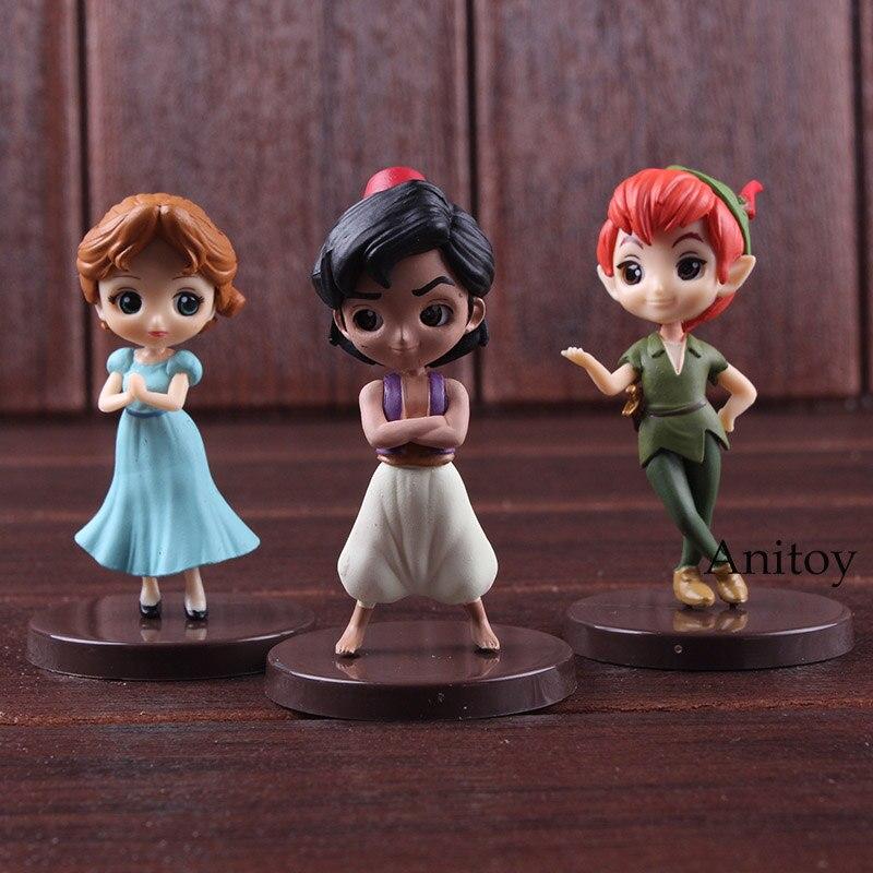 QPosket Q Posket Petit Characters Fantastic Time Aladdin