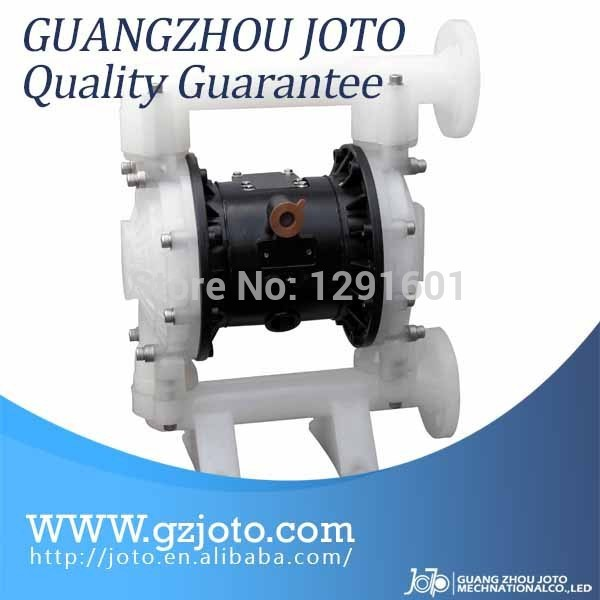 QBY-10 air driven plastic rubber diaphragm for pump for chemical industry driven to distraction