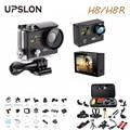 "Upslon EKEN H8 / H8R Action Camera Ultra 4K / 30fps 12MP WiFi 2.0""Dual LCD Remote Controller Helmet Cam Waterproof Sport Camera"