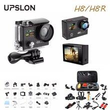 Upslon EKEN H8/H8R D'action Caméra Ultra 4 K/30fps 12MP WiFi 2.0 «Double LCD Télécommande Casque Cam Étanche Sport Caméra