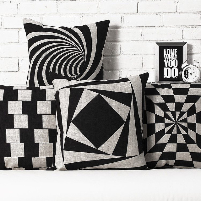 Modern Throw Pillows And Blankets Unison