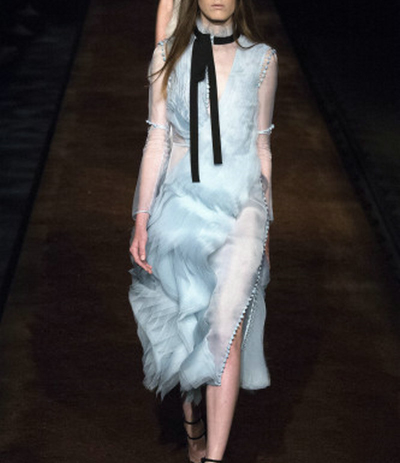Haut de gamme personnalisé 2016 femmes robe dames mode robe sexy fente haut de gamme tempérament robe