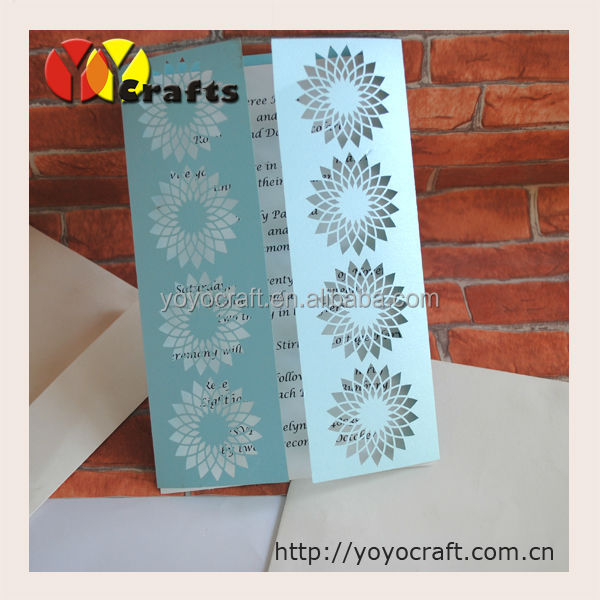 Happy birthday greeting cards invitation cards 20setslot laser cut printed service for the insert paper of invitation card m4hsunfo