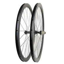 CheckOut super light 42mm disk bike wheels 25mm external Clincher Tubeless road disc brake carbon wheelset 12x100 front 12x142 rear offer