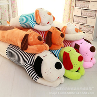 Plush Dolls Sleeping Animals Baby Sleeping Soft Bed Large Size Stuffed Animals Toys New Years Holiday