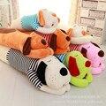 Muñecos de peluche Animales de Dormir saco de Dormir Del Bebé Suave Cama de Gran Tamaño de Peluche Animales Juguetes Nuevos Años de Regalo de Vacaciones