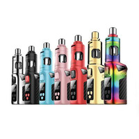 Target Mini Starter Original Vaporesso Kits 40W 1400mah Battery With 2ml Tank E Cigarette Mod Vape