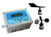 [Белла] анемометр/рекордер электрического соединения Анемометр) (скорость ветра/направление/приобретение инструмента/программное обеспеч