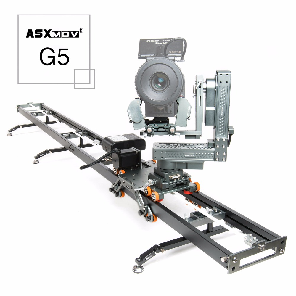 asxmov-g5-alum-multi-axis-motion-control-pan-tilt-camera-head-timelapse-panoramic-motorized-video-camera-slider-dolly-track