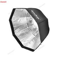 Godox paraguas softbox 80CM octogonal suave cubierta portátil caja suave flash funda suave tipo CD05 T03