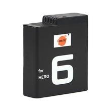 DSTE ahdbt-601 высокое качество Батарея костюм для GoPro Hero 6 черные камеры Интимные аксессуары Перезаряжаемые Gopro Hero 6 Батарея